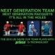 US Davis Cup Team ein einziges Prince Lineup