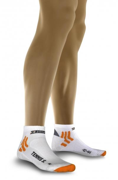 Spiel, Satz und Sieg mit den Tennis-Socken von X-SOCKS