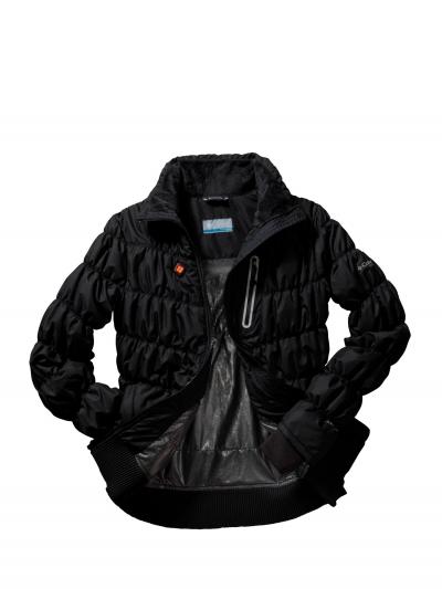 Snow Hottie Jacket