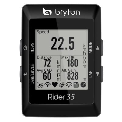 Rider 35E 2012