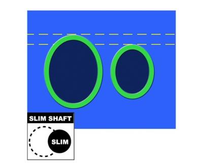 Slim Shaft
