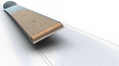 Dual Layer Sensor Wood Core
